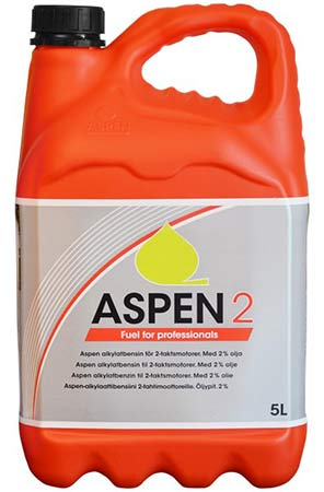 2 Cycle Gasoline With 2 Per Cent Synthetic Oil The