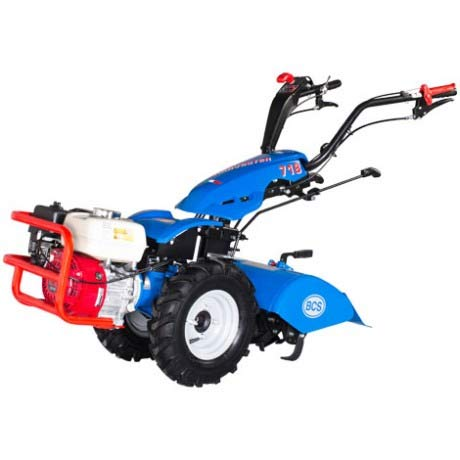 Tractors and Attachments BCS Gardening Equipment 718