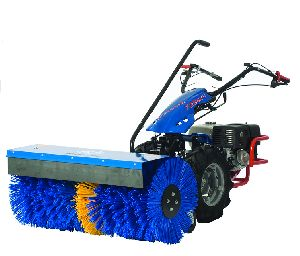 BCS Tractor Sweeper Packages | the Lawnmower Hospital