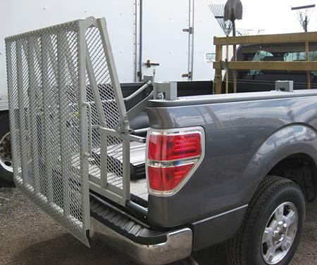 Truck Loading Ramp The Lawnmower Hospital