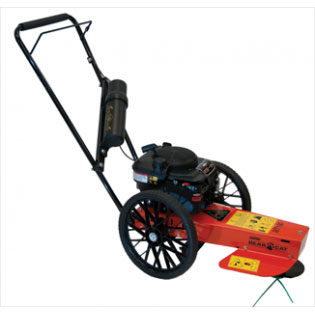 Bear Cat Wt190 Wheeled Trimmer The Lawnmower Hospital