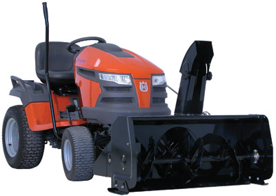 Bercomac Snowblower Attachment The Lawnmower Hospital