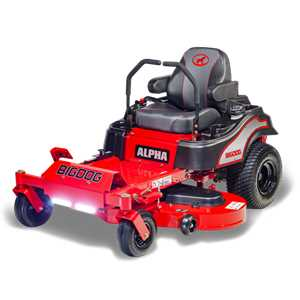 BigDog Mower Co Zero Turn Riders - Alpha