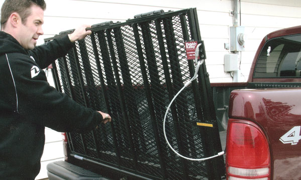 Commercial Truck Sales >> Truck Loading Ramp | the Lawnmower Hospital