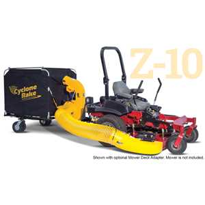 Cyclone Rake Vacuums and Blowers - Z-10