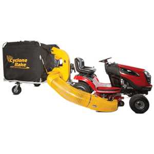Cyclone Rake Vacuums and Blowers - XL