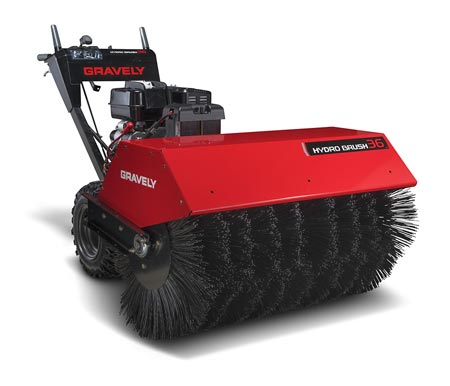 Gravely Sweepers Power Brush