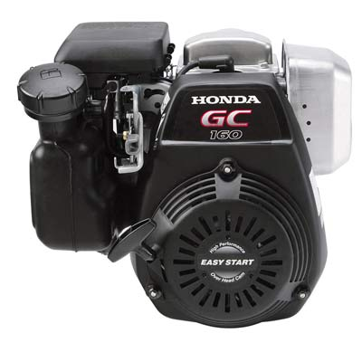 Honda GC160 5 hp Residential Horizontal Engine | the Lawnmower Hospital