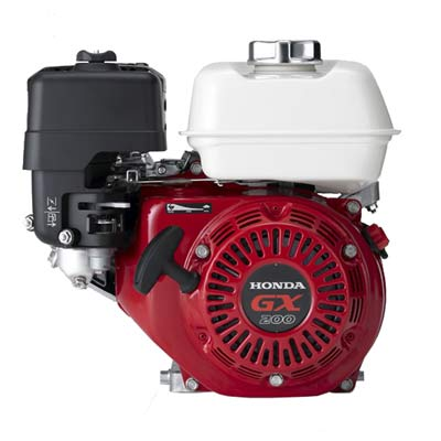 Honda Gx200 6 5 Hp Horizontal Commercial Engine The