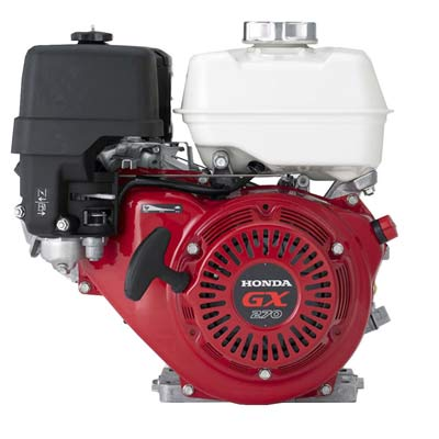 Honda Gx270 9 Hp Horizontal Commercial Engine The