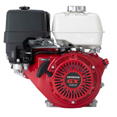 Honda Gx390 13 Hp Horizontal Commercial Engine The