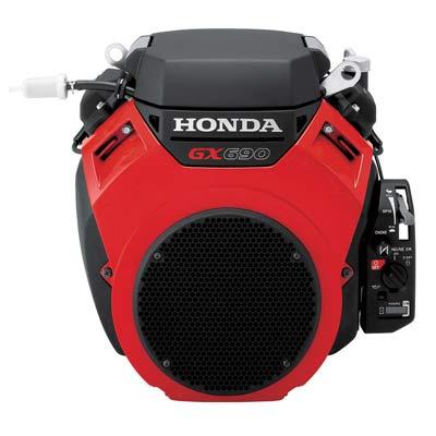 Honda Gx690 22 Hp V Twin Horizontal Commercial Engine