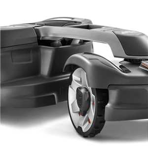 Pivoting rear body design
