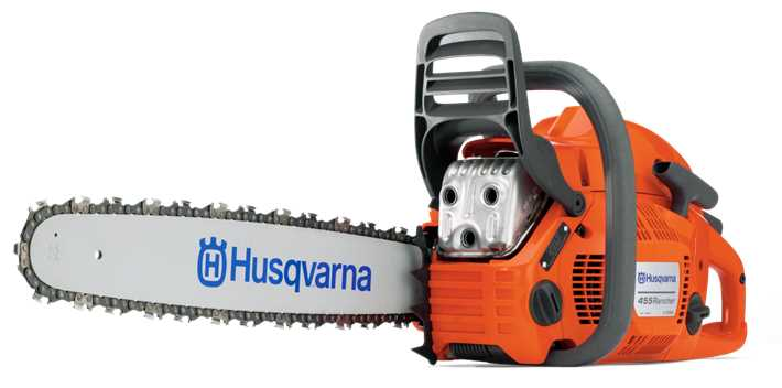 Husqvarna Chainsaws 455 Rancher