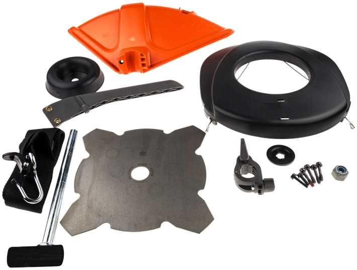 Husqvarna Blade Conversion Kits | the Lawnmower Hospital