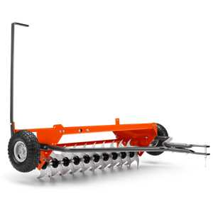 Husqvarna Accessories Tractors and Riders - Curved Blade Aerator