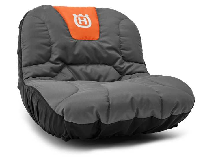 Husqvarna Tractor Seat Cover The Lawnmower Hospital