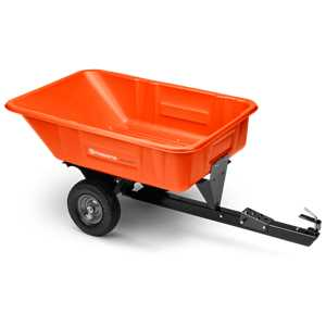 Husqvarna Accessories Tractors and Riders - Poly Dump Cart