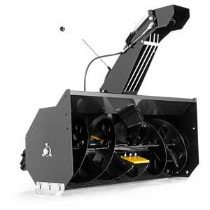 Husqvarna Accessories Tractors and Riders - Snow Thrower - Rider