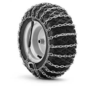Husqvarna Snowblowers - Snowblower Tire Chains