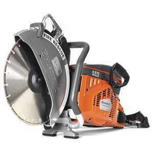 Husqvarna Power Cutters - K970 Rescue Saw