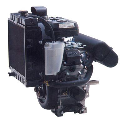 Kawasaki Air Cooled Engines
