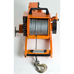 Lewis Winch Chainsaw Accessories - 400 MK2