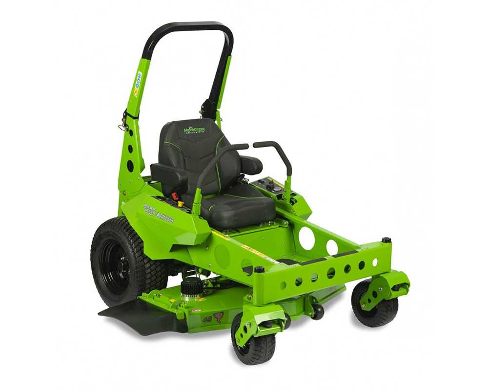 Mean Green Mowers 48/52