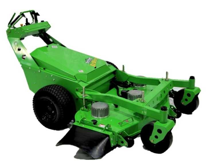 Mean Green Lawnmowers DWBX-48 / DWBX-52""