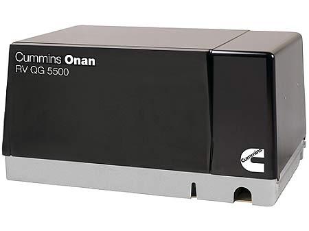 Onan RV QG 5500 and 7000 EFI the Lawnmower Hospital