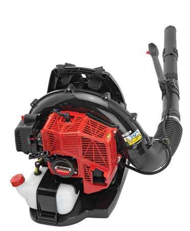 Shindaiwa EB600RT Backpack Blower the Lawnmower Hospital