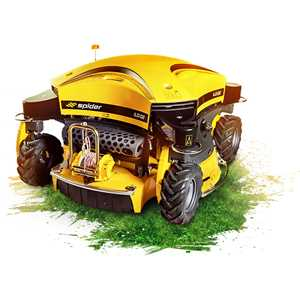 Spider Remote Controlled Mowers Mowers Specialty - ILD02