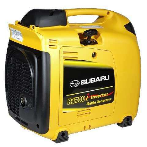 Subaru Generators R1700i Generator