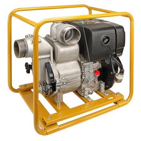 robin diesel trash pump 2