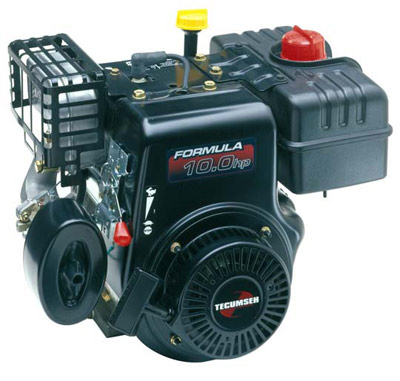 Tecumseh HM80 and HM100 Horizontal Engines | the Lawnmower