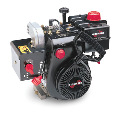 Briggs And Stratton Engine >> Tecumseh HMSK90 Snow King Engines | the Lawnmower Hospital