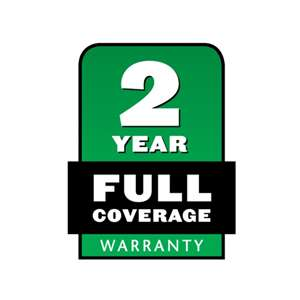 2 Year Full Warranty