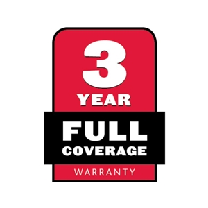 3-Year Full Warranty