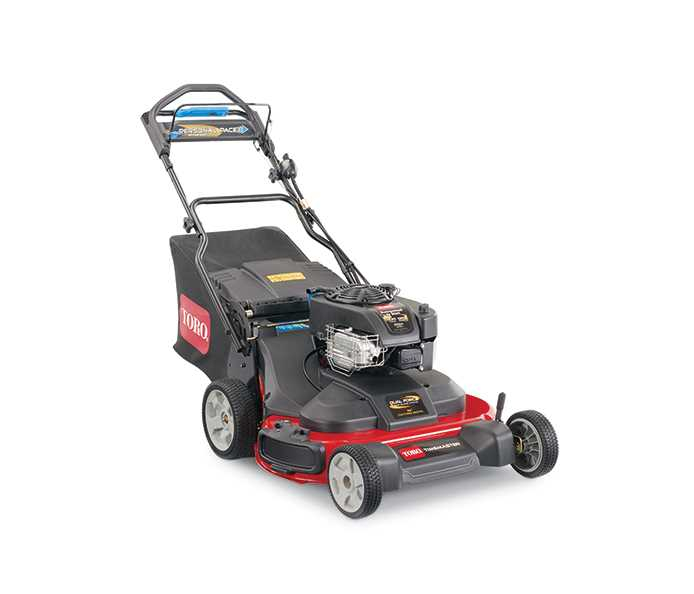 Toro Lawnmowers 21200 Timemaster