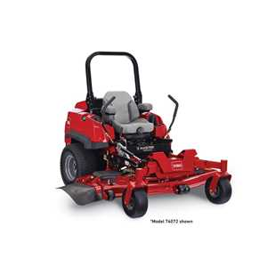 "Toro Zero Turn Riders - 72"" 7500 Diesel Series"