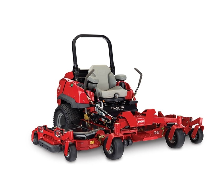 "Toro Zero Turn Riders 96"" 7500 Diesel Series"