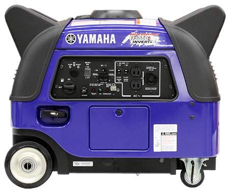 Yamaha ef3000iseb generator the lawnmower hospital for Yamaha 3000 watt inverter