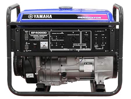 Yamaha ef4000d generator the lawnmower hospital for Yamaha generator for sale