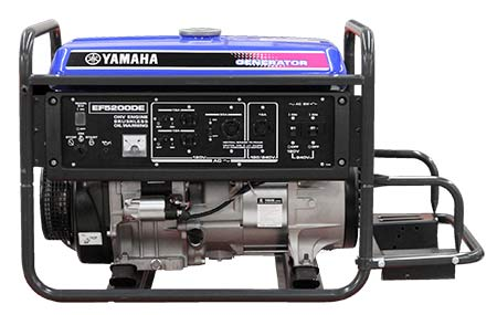 Yamaha ef5200de generator the lawnmower hospital for Yamaha generator for sale