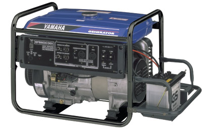 Yamaha ef6600de generator the lawnmower hospital for Yamaha generator for sale