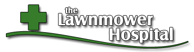 The Lawnmower Hospital Logo